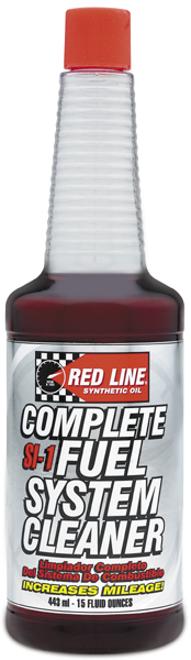 Red Line - SI-1 Complete Fuel System Cleaner – …