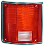 Replacement Tail Lamp Lenses