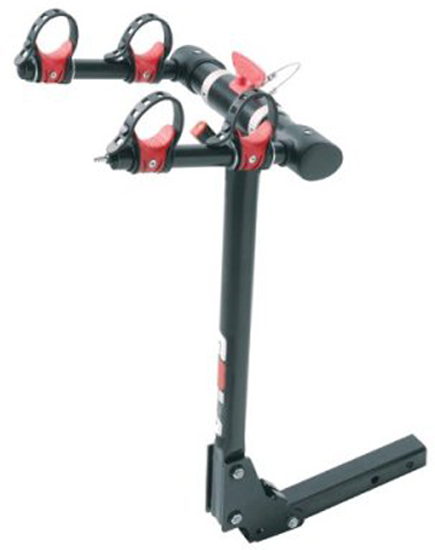 rola hitch mounted two 2 bike carrier