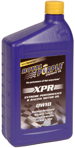 Image of Royal Purple 0W10 Extreme Performance Racing 9 Motor Oil (1 Qt.)
