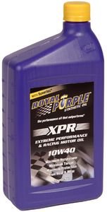 Royal Purple 10W40 Extreme Performance Racing 41 Motor Oil (1 Qt.)