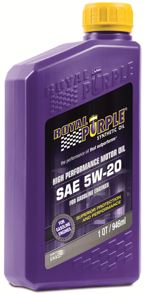 Image of Royal Purple 5W20 Motor Oil (1 Qt.)