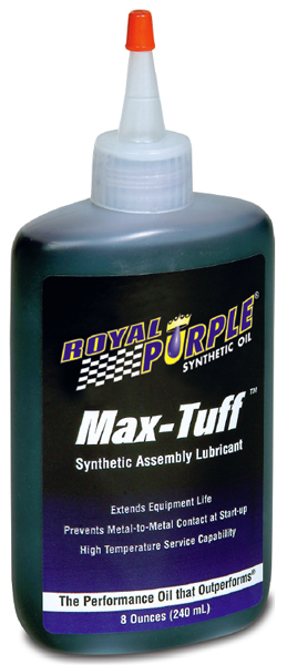 Image of Royal Purple Max-Tuff Synthetic Lubricant (8 oz)