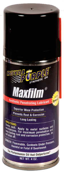 Image of Royal Purple Maxfilm Penetrating Lubricant (4 oz.)