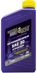 Royal Purple SAE 30 Motor Oil (1 Qt.)