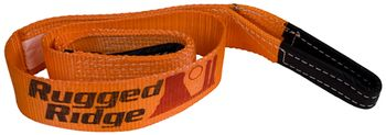 """Rugged Ridge 3"""" x 6 Ft. Tree Trunk Protector Recovery Strap"""