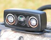 Rugged Ridge ATV/UTV Clinometer with Compass