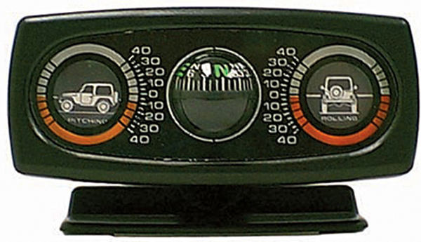 Image of Rugged Ridge Clinometer With Compass