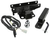 Jeep Wrangler JK 5 Pc. Hitch Ball Kit (2007-2018)