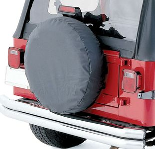 Rugged Ridge™ Spare Tire Cover