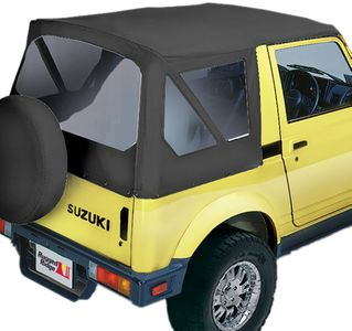 Rugged Ridge™ Suzuki Samurai XHD Soft Top Replacement (1986-1994)
