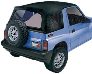 Rugged Ridge™ Suzuki Sidekick/Geo Tracker XHD Soft Top Replacement (1989-1998)