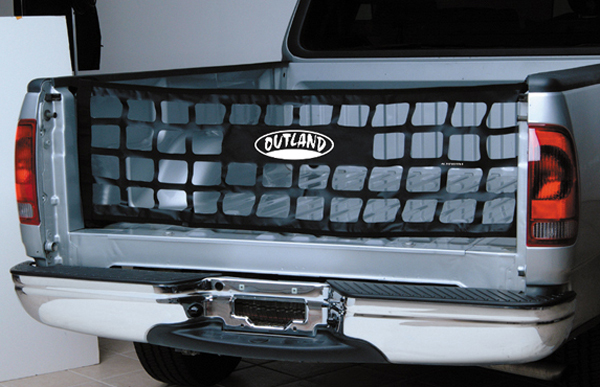 Image of Rugged Ridge Tailgate Net (Full Size Pickup Trucks)