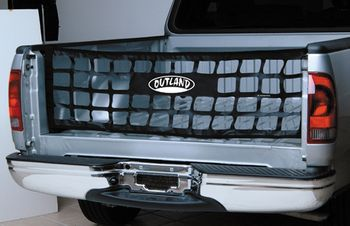 Rugged Ridge™ Tailgate Net (Small/Medium Pickup Trucks)