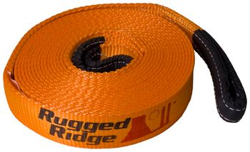 Rugged Ridge Universal Recovery Straps