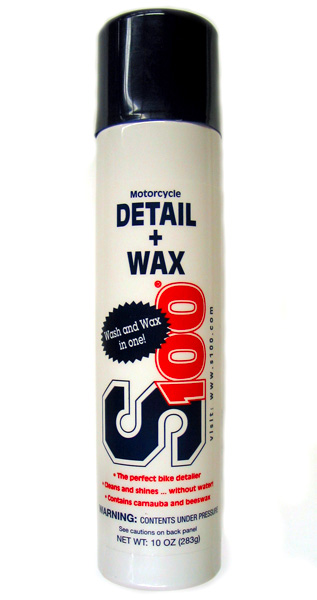 Image of S100 Motorcycle Detail Wax