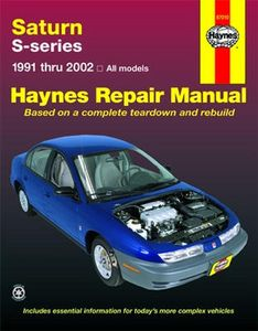 Saturn S-Series Haynes Repair Manual (1991-2002)
