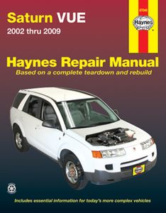 Saturn VUE Haynes Repair Manual (2002-2009)