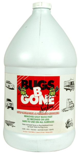 Sea Foam Bugs B Gone Bug Remover Concentrate (1 Gal.)