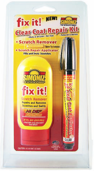 Image of Simoniz Fix-It Clear Coat Repair Kit