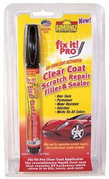 Image of Simoniz Fix-It Pro Clear Coat Scratch Repair Filler & Sealer