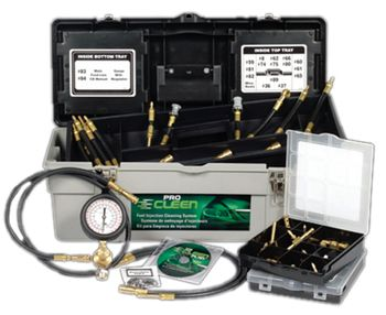 SMP Pro Cleen Aerosol Fuel System Cleaner Kit