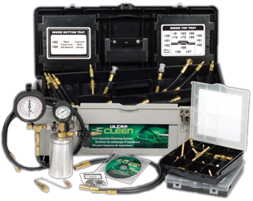 Image of SMP Ultra Cleen Fuel System Cleaner Kit