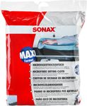 Sonax Microfiber Blue Drying Cloth (80 x 50 cm)