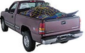 Image of Spidy Gear Truck Bed Web Small Cargo Stretch Cords