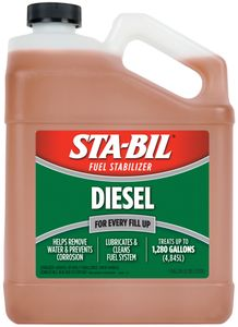 Sta-Bil Diesel Fuel Stabilizer (Gallon)