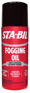 STA-BIL Fogging Oil Spray (12 oz)