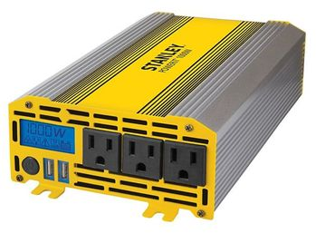 Stanley 1000 Watt Power Inverter