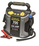 Stanley 350 Amp Battery Jump Starter with Compressor