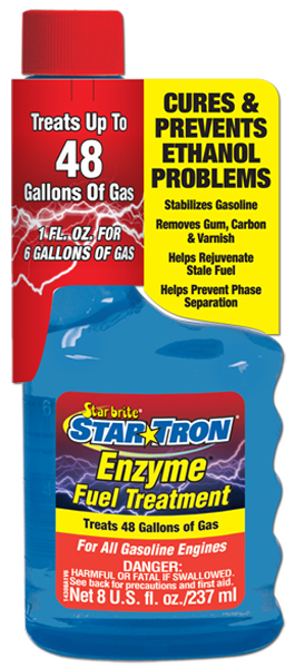 Image of Star Tron Enzyme Fuel Treatment (8 oz)