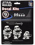 Star Wars Stormtrooper Family Decal Kit