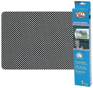 Static Cling Side Window Sunshade