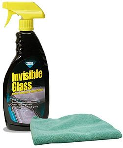 Stoner Invisible Glass Cleaner Spray (22 oz.) & Microfiber Cloth Kit