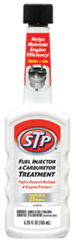STP Fuel Injector & Carburetor Cleaner (5.25 oz.)