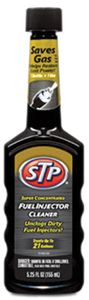 STP Super Concentrated Fuel Injector Cleaner (5.25 oz.)