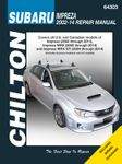 Subaru Impreza Chilton Repair Manual (2002-2014)