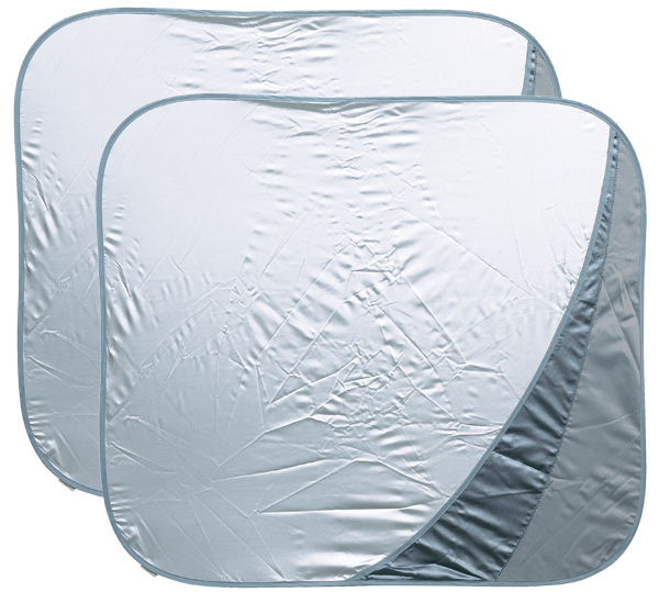 Sunblock Sail Away Pop Up Sunshade (2 Pack)
