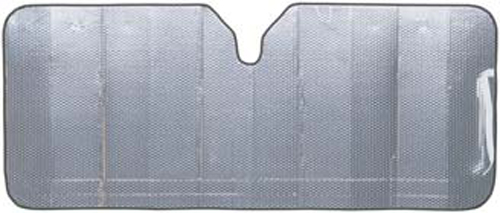 Image of Sunblock Silver 3 Layer Accordian Sunshade