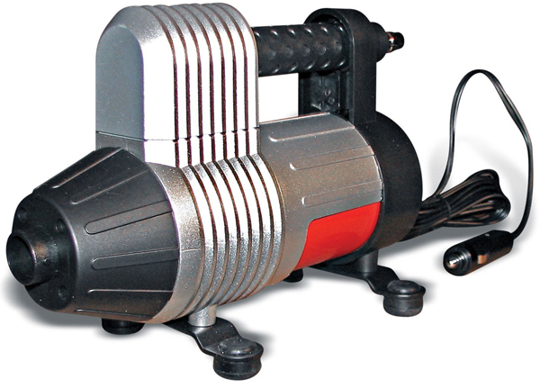 Image of Superflow Twin Turbo Portable Air Compressor