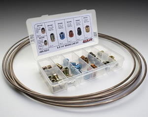 "Image of ""SUR&R 1/4"""" Brake Line Replacement Kit"""