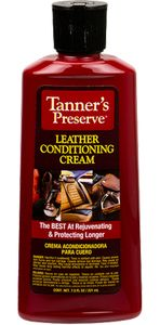 Tanner's Preserve Leather Conditioning Cream, 7.5 fl oz