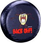 Taz Back Off Spare Tire Cover