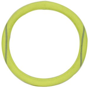 Tennis Ball Synthetic Leather Steering Wheel Cover