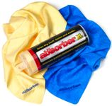 """The Absorber XL Blue Synthetic Drying Chamois (28"""" x 19"""")"""