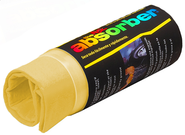 Image of The Mini Absorber Synthetic Drying Chamois