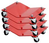 The Standard Auto Dolly (Set of 4)